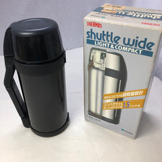 THERMOS shuttle wide サーモス シャトルワイ...