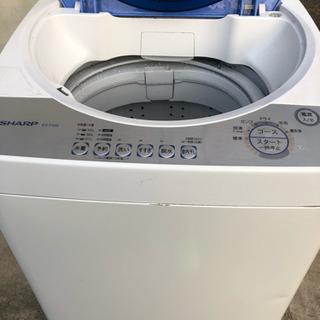 洗濯機4・5キロ 室内干2.2キロ
