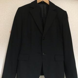 リクルートスーツ黒