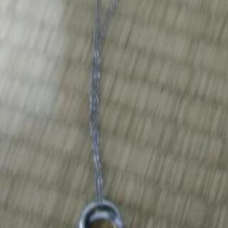 3連ネックレス