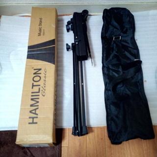 Hamilton(ハミルトン)   KB341F 譜面台 ブラック...