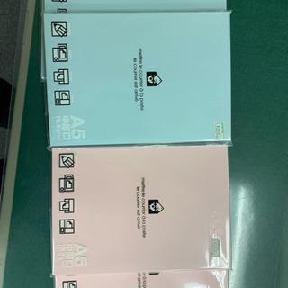カラー用紙   A5サイズ 80枚入り  ✖️ 5   あ…