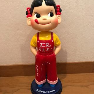 復刻版ペコちゃん人形