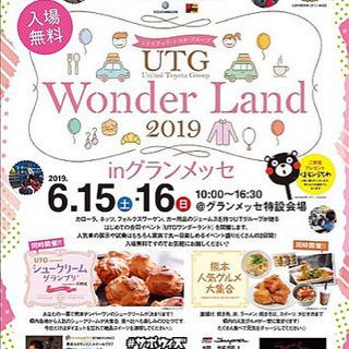 UTG Wonderland 2019