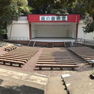 空に歌う 2019夏 歌の場 at 到津の森公園 森の音楽堂