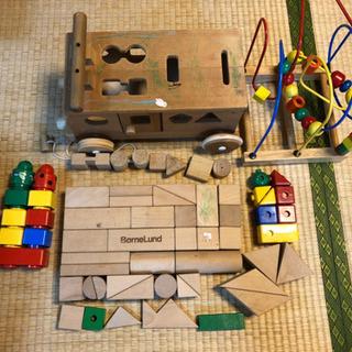 幼児用 おもちゃ 積み木 ルーピング