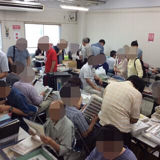 明日★9月14日開催★第3回名古屋切手フリマ★ 名古屋大須 第1...