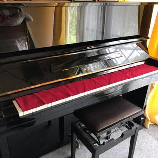 急ぎです。日本製、カワイのアップライトピアノ