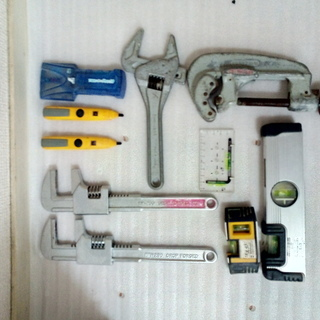 電気、設備 建築工具セット