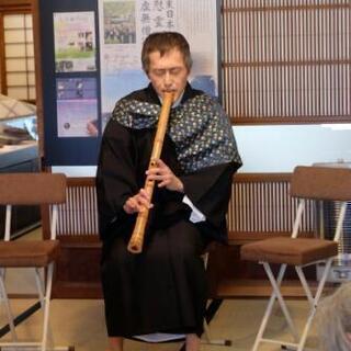 斉藤明暗・琴古流尺八教室