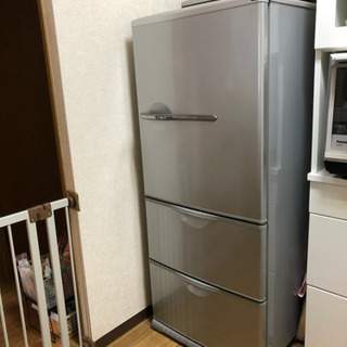(お取引中)SANYOの冷蔵庫☆3ドア☆2009年製☆255L