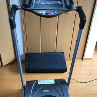 早い者勝ち 電動ジョギングマシン J-10 イグニオ (IGNIO)