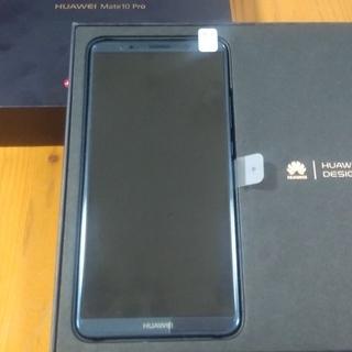 日本全国発送!新品 未使用 Huawei Mate10 在庫2