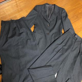 コムサデモードパンツスカートスーツ