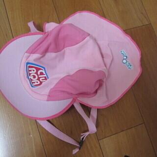 1回使用・美品■ AQA フラップキャップ 水泳帽 スイムキャッ...