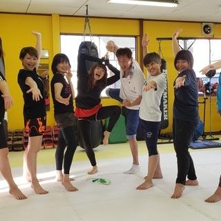 岩手県のキックボクシング