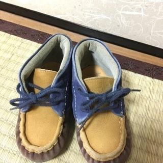 13cm子供靴