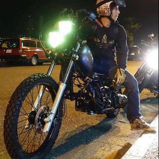 他人とは違う個性的なカスタムバイク乗り集まれ(^^)