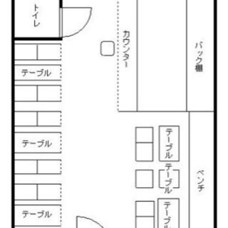 JR六甲道駅直結商業ビル館内♫希少1階喫茶店居抜き♫集客が見込める立地♫