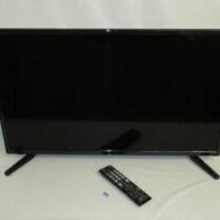 32型 テレビ 高年式 2018年12月購入品