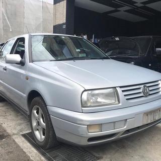 マニア必見 !! 平成10年式 VW ヴェント CLI 超低走行...
