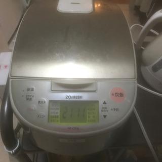 炊飯器の画像