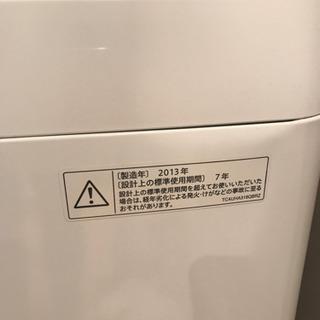 洗濯機 シャープ製 6kg − 東京都