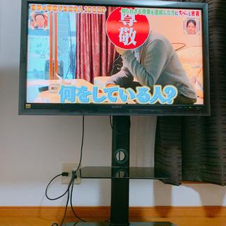 SONY 40型テレビ テレビ台セット