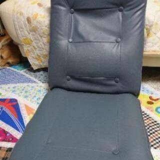 リクライニングチェア 座椅子の画像