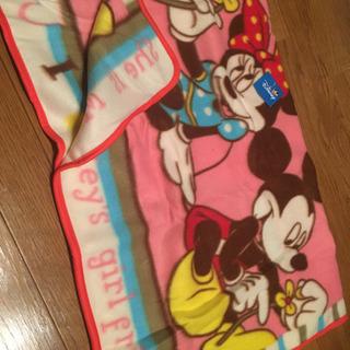 (未使用品)Mickey ブランケット