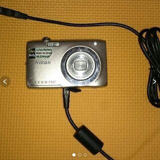 nikon coolpix s2600 デジカメ カメラ ニコン...