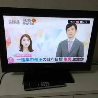 ソニー22型テレビ kdl-22j5