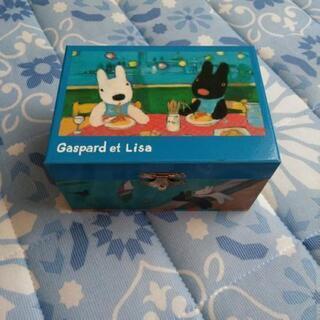 【値下げしました!】リサとガスパール オルゴール