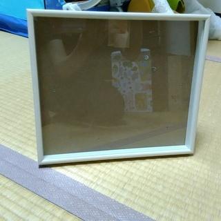 四つ切写真立て ガラス製