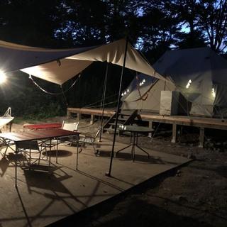 福島のキャンプ場復活のための企画をしませんか?
