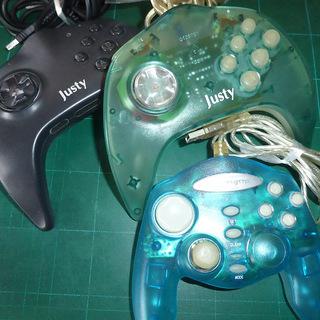 パソコン用 周辺機器 USB接続 ゲームパッド 3個セット