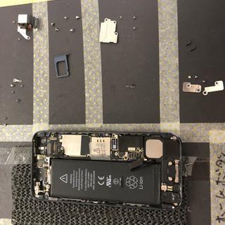 iPhone Xperiaなどスマホの修理します