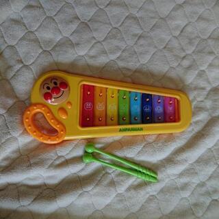 アンパンマン 鉄琴おもちゃ