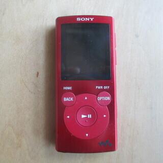 SONY デジタルミュージック プレーヤー NW-E062