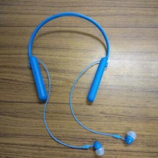 Bluetooth対応ヘッドフォンです!