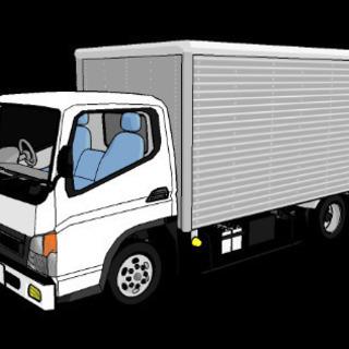 摂津市3トントラック代行ドライバー募集!11500円~