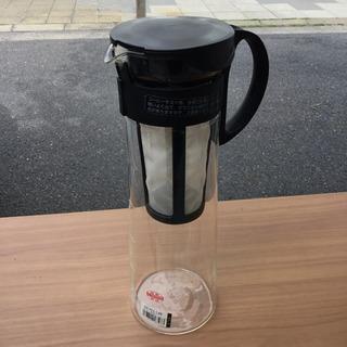 #2383 HARIO 水出しコーヒーポット 1000ml コー...