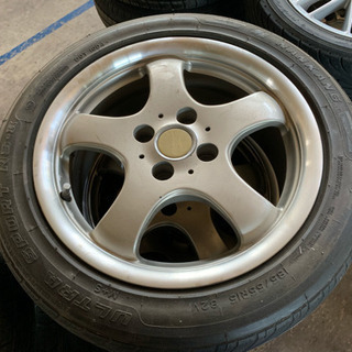 タイヤ&ホイール4本セット