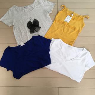 【新品】Tシャツ・キャミソール4枚SET
