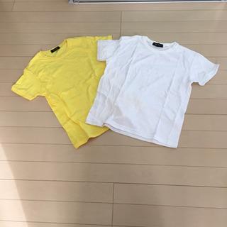 【新品】MONO COMME CA Tシャツ 2枚SET