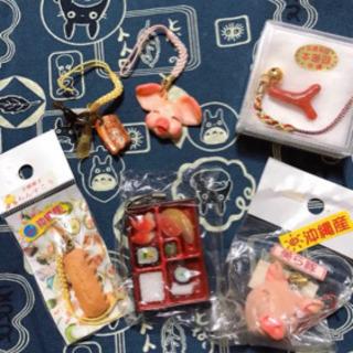 沖縄 食品ストラップ
