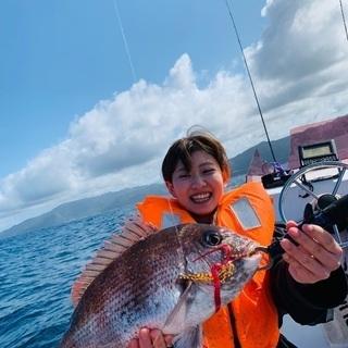 海釣り タイラバ