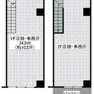 JR六甲道駅徒歩4分♫2号線沿いで認知性抜群♫希少メゾネッ…