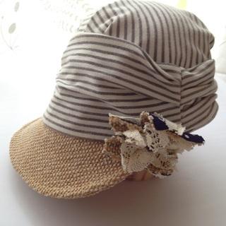 婦人用帽子57㎝