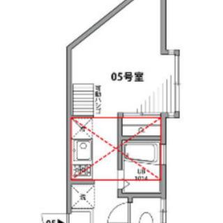 JR中央線 高円寺1R+ロフト 築浅デザイナーズアパートメント ...